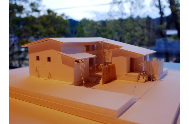 ベガハウス 鹿児島市西陵にて「住宅地に建つ中庭のある平屋の家」の完成見学会