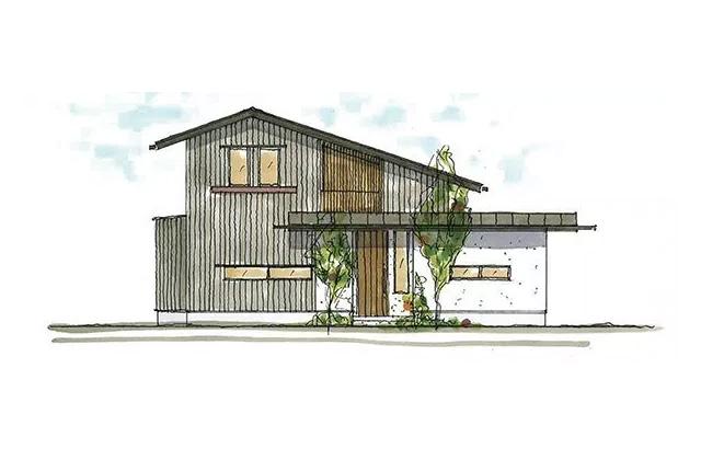 ベルハウジング 南さつま市加世田にて「植栽のあるお庭と開放感あふれる家」の完成見学会