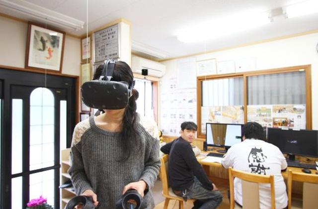 東宝建設 鹿児島市宇宿のスクエアモールにて「VR (ブイアール) 体験会」を開催