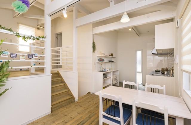 BinO鹿児島 鹿児島市和田にてモデルハウス「スキップフロア5層階の家」の見学&販売会