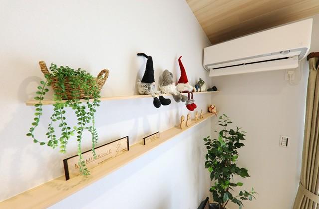 もみの木ハウス 霧島市国分姫城にて「階段付のロフトがあるもみの木の家」の完成体感会