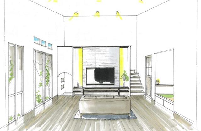 トータルハウジング 鹿屋市川東町にて「家族の個性を演出する中二階の家」の新築発表会