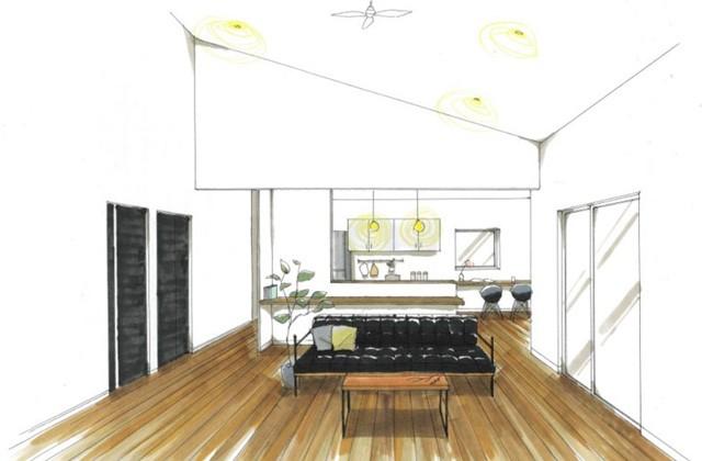 トータルハウジング 薩摩川内市百次町にて「カワイイ要素が随所にちりばめられた平屋」の新築発表会