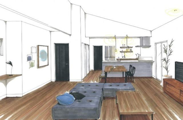 トータルハウジング 鹿児島市山田町にて「家族がくつろぐ畳ダイニングが主役の家」の新築発表会