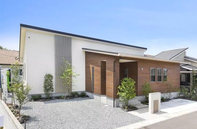 ヤマサハウス 薩摩川内市宮崎町にて平屋の分譲モデルハウスがグランドオープン