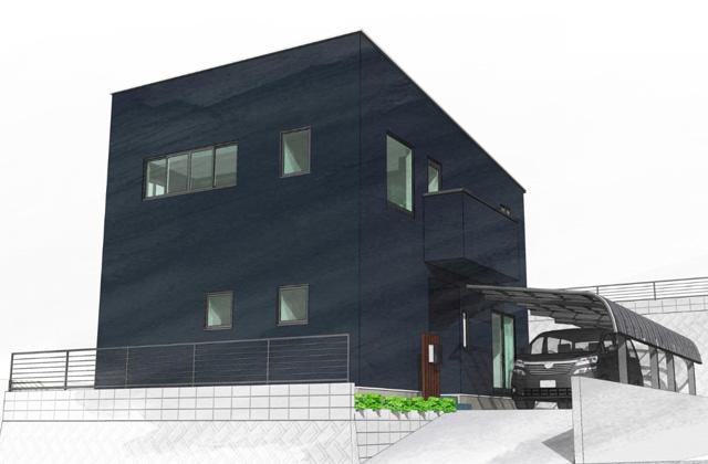ユニバーサルホーム 鹿児島市西陵6丁目にて「夏は涼しく冬は暖かい地熱床システムの家」の完成見学会
