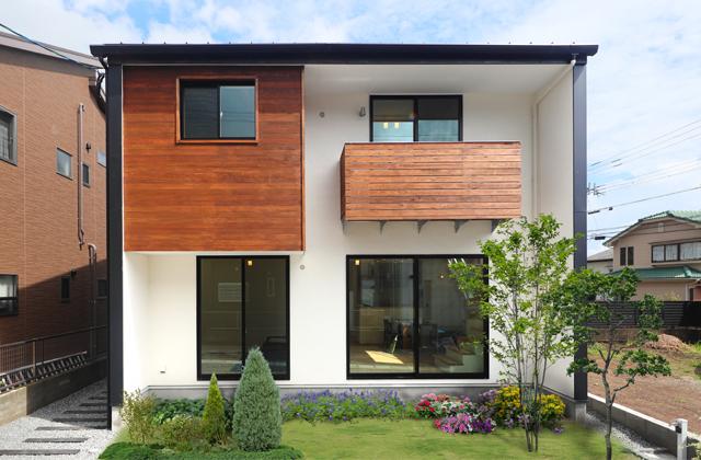 グッドホームかごしま 鹿児島市坂之上にてしっくいと無垢の家「ウッドライフハウス」がオープン【見学随時】