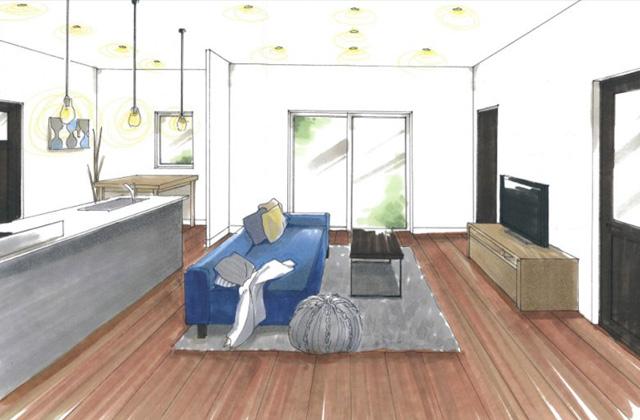 トータルハウジング 薩摩川内市東郷町にて「廊下率0%の無駄をはぶいた平屋」の新築発表会
