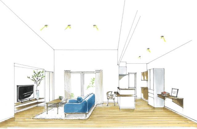 トータルハウジング 鹿児島市下福元町にて「自然のなかでゆったりと暮らす家」の新築発表会