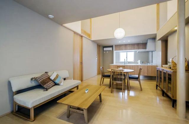 ヤマサハウス さつま町にて「スキップフロアのある平屋の家」の完成見学会