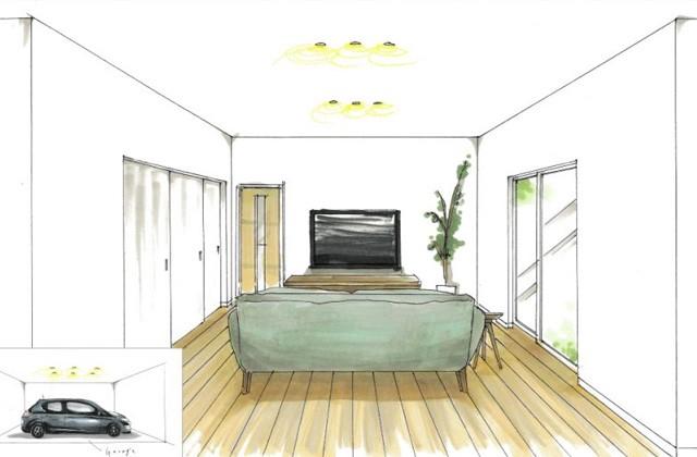 トータルハウジング 薩摩川内市平佐町にて「ビルトインガレージのある重厚感漂う家」の新築発表会
