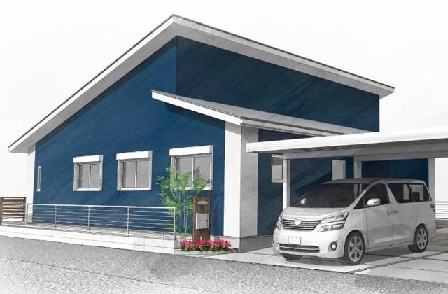 ユニバーサルホーム 鹿児島市岡之原にて「地熱床システムで1年中快適な平屋」の完成見学会