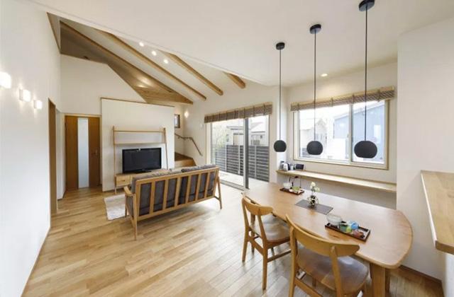 ヤマサハウス 霧島市国分福島にて「中2階に書斎のある平屋の家」の完成見学会