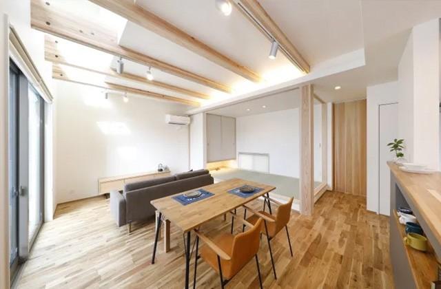 ヤマサハウス 鹿児島市上福元町にて「完成見学会&シラスを使った塗り壁教室」