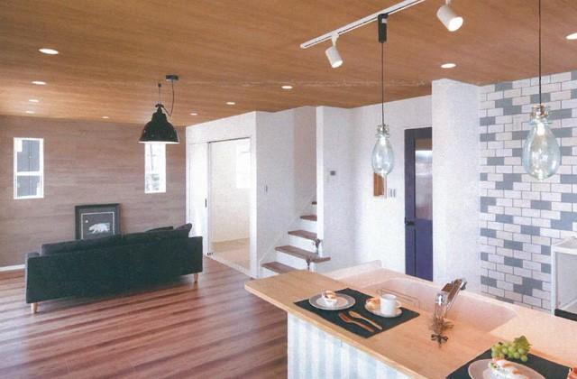 あいハウジング 鹿児島市春山町にて「趣味と共に暮らすカリフォルニアスタイルの家」のオープンハウス