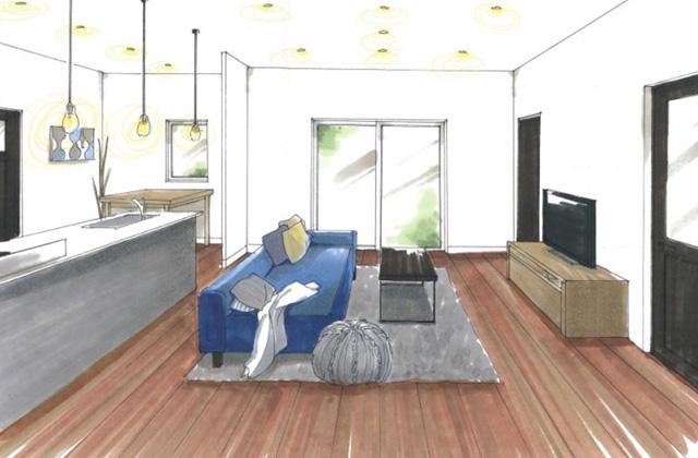トータルハウジング 姶良市西餅田にて「家族が笑顔で暮らすちょうど良い平屋の家」の新築発表会