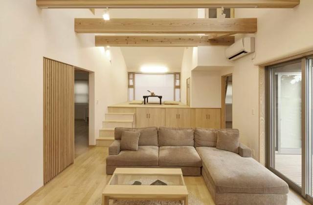 ヤマサハウス 鹿児島市伊敷台にて「固定階段のロフトなど遊び心満載の家」の完成見学会