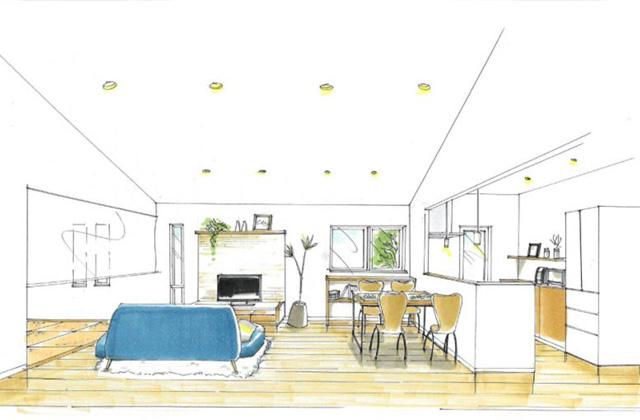 トータルハウジング 鹿児島市喜入中名町にて「土間のある平屋」の新築発表会