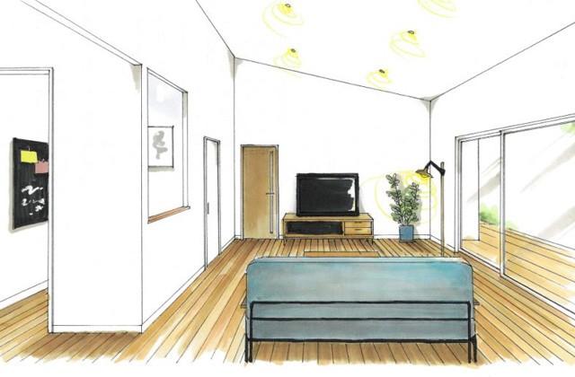トータルハウジング いちき串木野市照島にて「趣味も家族の時間も謳歌するスタイリッシュハウス」の新築発表会