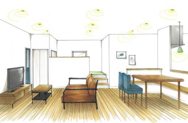 トータルハウジング 鹿児島市山田町にて「愛犬とともに暮らす家」の新築発表会
