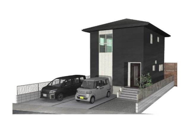 ユニバーサルホーム 鹿児島市伊敷にて「開放感のある吹抜けのある家」の完成見学会