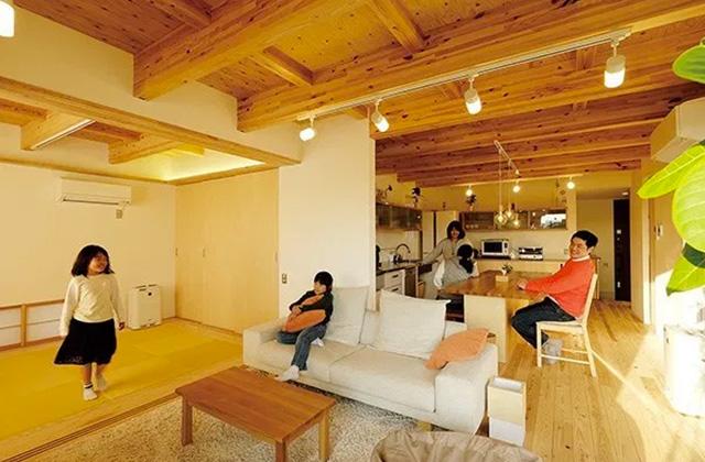 ベルハウジング 鹿児島市田上台にて「お部屋から季節を感じる家」の完成見学会