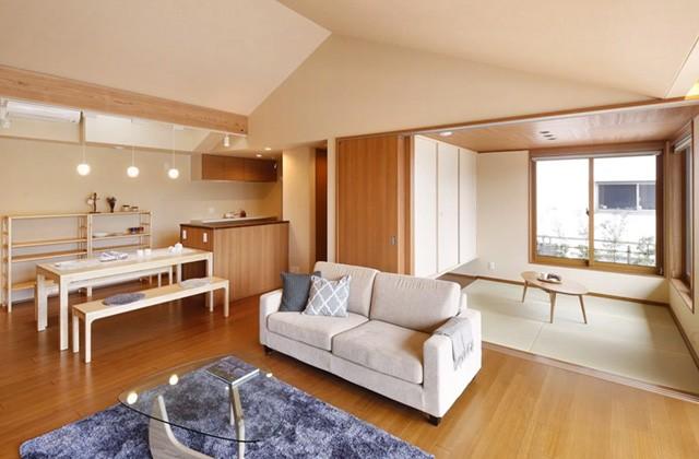 ヤマサハウス 志布志市志布志町にて「使いやすい家事動線と豊富な収納スペースのある平屋」の完成見学会
