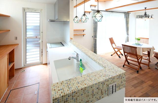 グッドホームかごしま 鹿児島市田上にて「空気環境を大切にする漆喰と無垢の家」の完成見学会