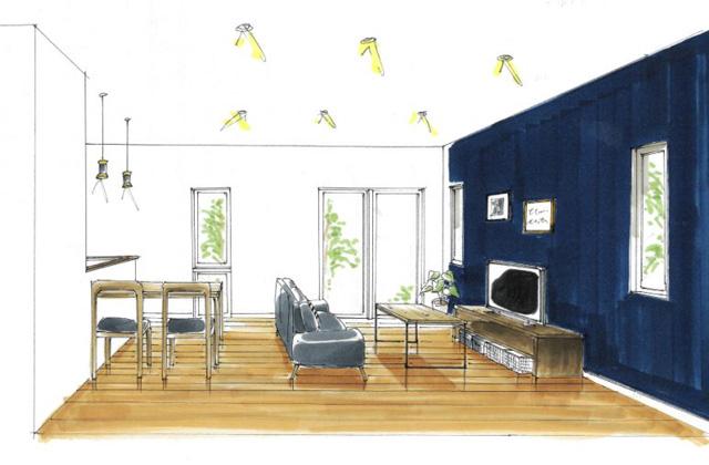 トータルハウジング 鹿児島市山田町にて「居心地の良いカジュアル + モダンテイストの家」の新築発表会