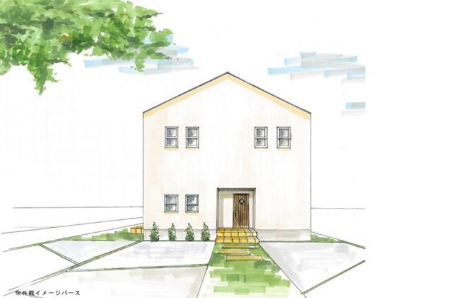 トータルハウジング 鹿屋市新川町にて注文住宅「制震ダンパー ミライエを搭載した2×4工法の2階建て」の新築発表会