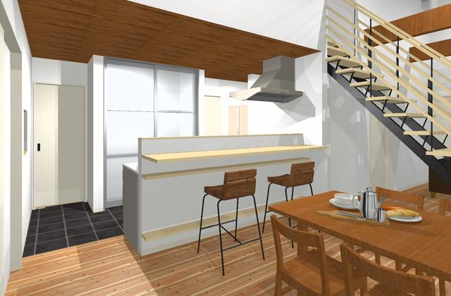 七呂建設 鹿屋市寿にて2階建て5LDK+ロフトの完成見学会
