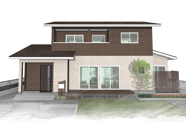 ユニバーサルホーム 姶良市西餅田にて「アトリエで趣味を楽しむ家」の完成見学会