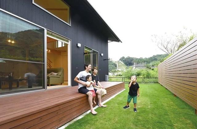 ベルハウジング 鹿児島市日之出町のモデルハウス「間取りの自由な家」の完成見学会