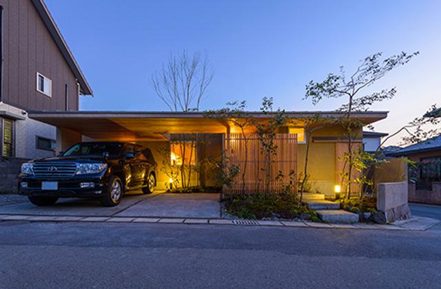 ベガハウス 鹿児島市和田にて「のんびり過ごせる中庭型の家」の完成見学会