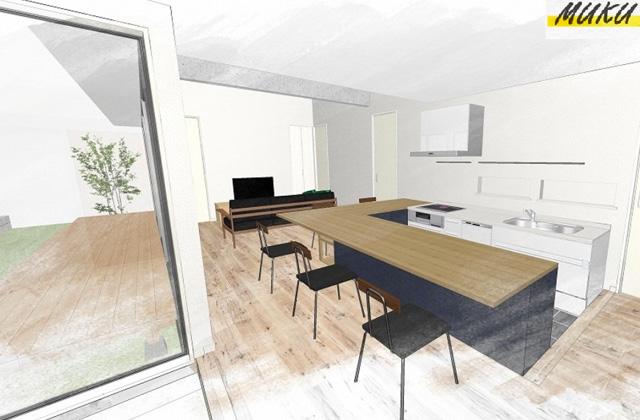 ユニバーサルホーム 鹿児島市吉野町にて「平屋ならではの家事動線がいい家」の完成見学会