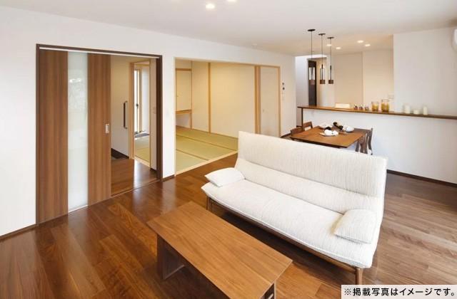 ヤマサハウス 志布志市有明町にて平屋の完成見学会