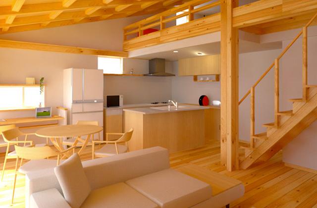 MOOK HOUSE 鹿児島市吉野町にモデルハウス「木の中で暮らす平屋」がオープン