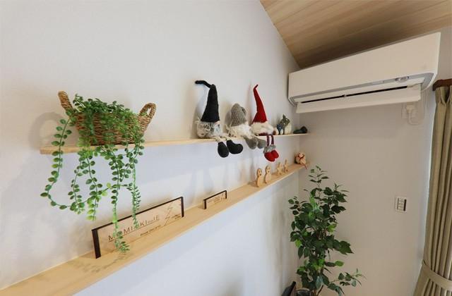 もみの木ハウス 姶良市加治木町にて「ウォークインクローゼットを住まいの中心に配置したもみの木の家」の完成体感会