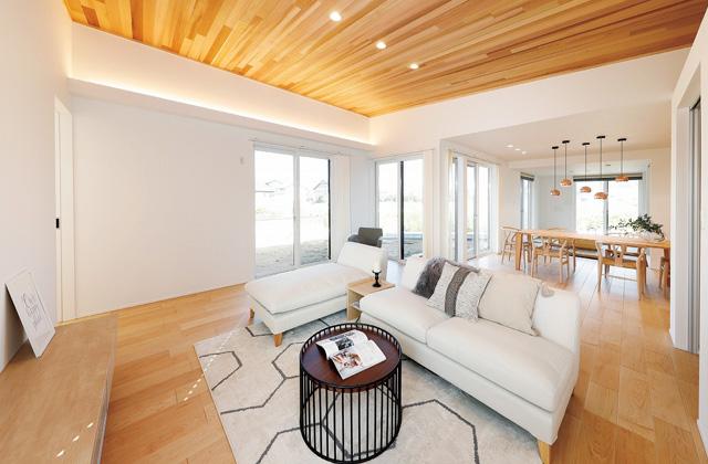 七呂建設 薩摩川内市天辰町にてモデルハウス「眺めのよい大空間LDKとプライベートガーデンでくつろげる家」のオープン見学会