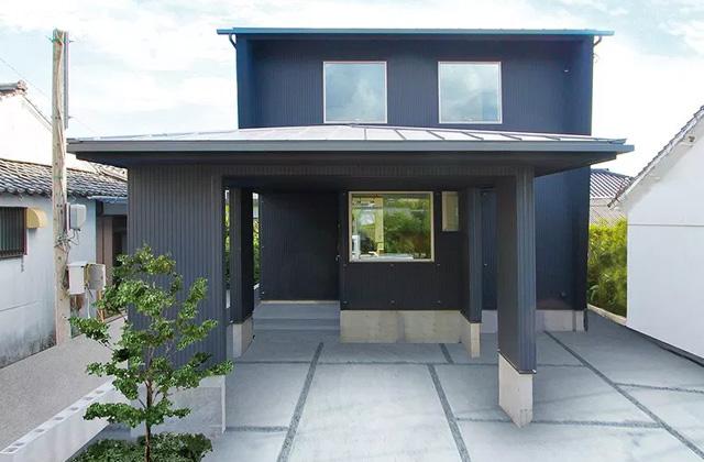 ベルハウジング 枕崎市立神本町にて「外観にもこだわった家」の完成見学会