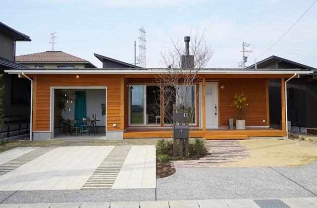 BinO鹿児島 薩摩川内市永利町にて平屋「COVACO」の完成見学会