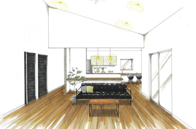 トータルハウジング 姶良市松原にて「木のぬくもりを感じる開放感のある平屋の家」の新築発表会