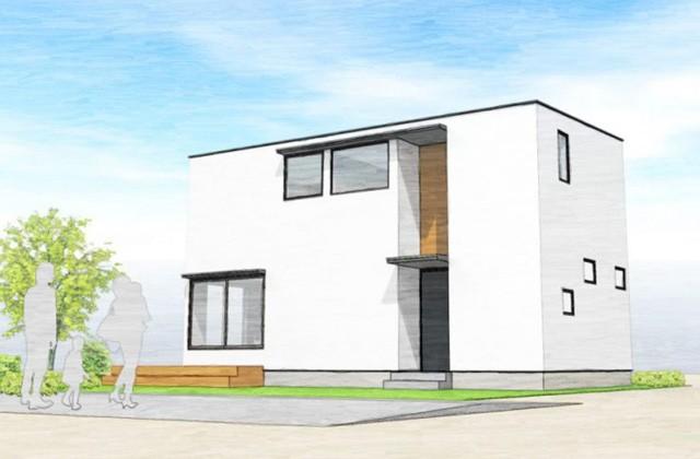 アイフルホーム 霧島市隼人町にて「吹抜けと大きな窓 動線と空間が開放的に続くデザインハウス」がオープン