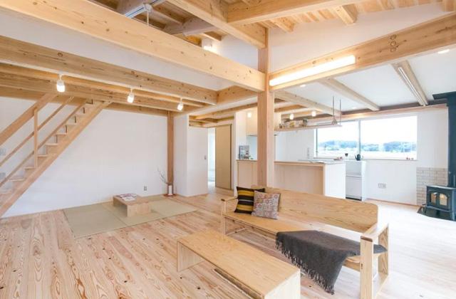 ヤマサハウス 薩摩川内市宮崎町にて「平屋の家 MOOKHOUSE」の完成見学会