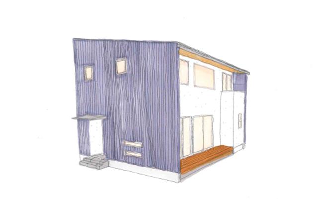 グッドホームかごしま 指宿市開聞仙田にて「共働き夫婦にやさしい 家事導線の家」の完成見学会