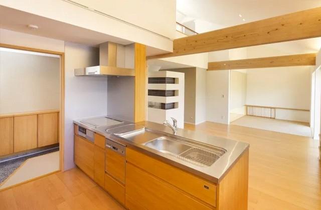 ヤマサハウス 鹿屋市寿にて「吹き抜け勾配天井のある平屋の家」の完成見学会