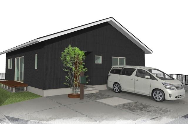 ユニバーサルホーム 霧島市国分にて「床暖房を体感できる平屋の完成見学会」