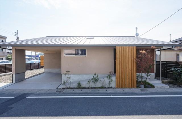 ベガハウス 鹿児島市和田にて「街中で田舎暮らし のんびり過ごせる中庭型の家」の見学会