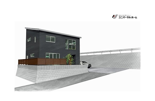 ユニバーサルホーム 鹿児島市清和にて「大きな窓とロフトのある家」の完成見学会