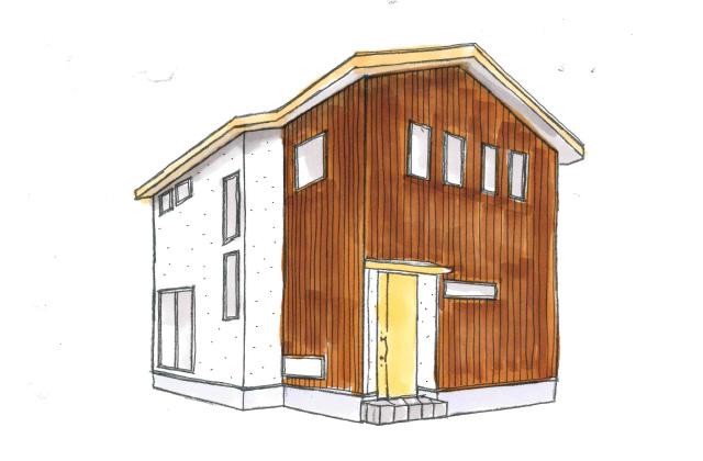 グッドホームかごしま 鹿児島市坂元町にて「シンプル可愛らしいお家」の完成見学会